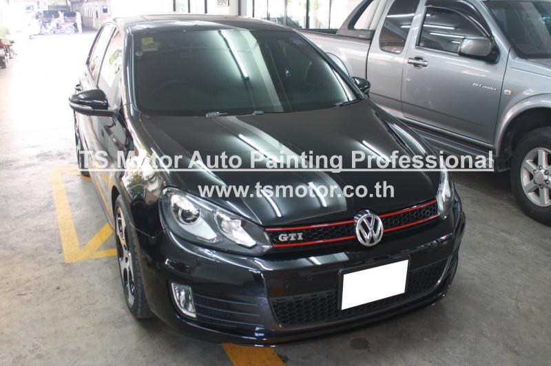 Volkswagen Repair Gallery TS Motor Auto Painting Professional - Volkswagen collision repair