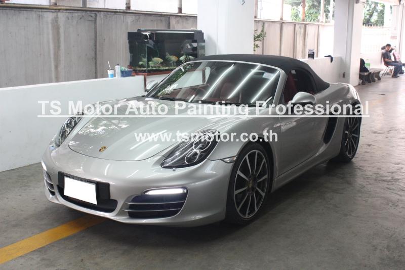 Porsche Repair Gallery TS Motor Auto Painting Professional - Porsche collision repair